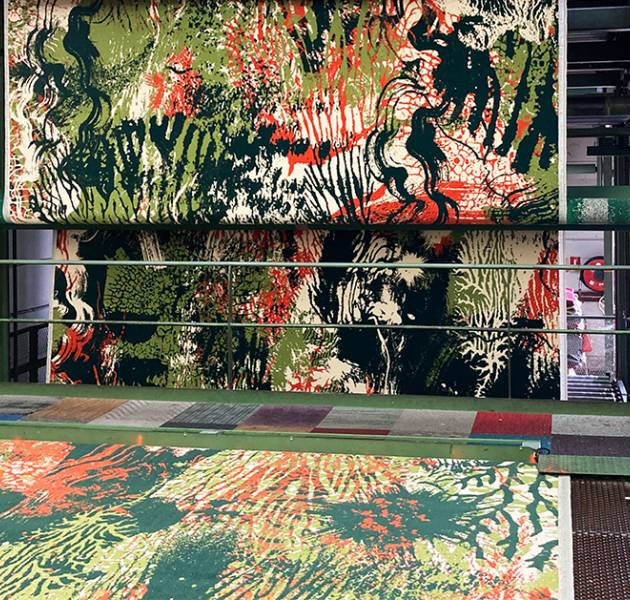 Florens Orbis - design Baptiste Vandaele for Balsan