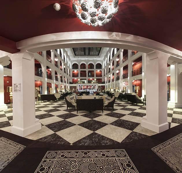 Inspiration Grande Reference hotel dalles bolero personnalisation le grand salon