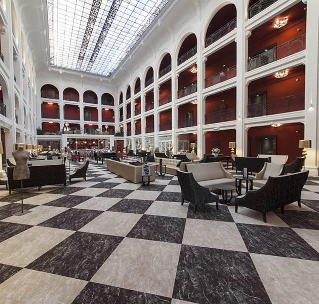 Inspiration Grande Reference hotel dalles bolero personnalisation le grand salon vue rasante
