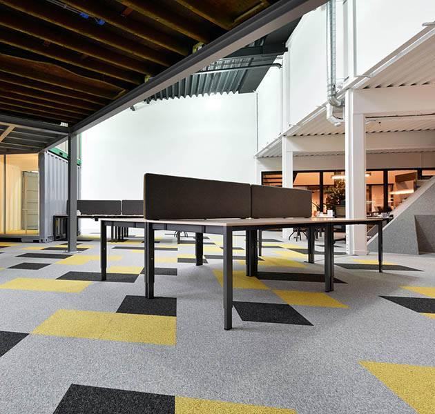Inspiration Grande Reference Office Origami Season Winter bureau open space