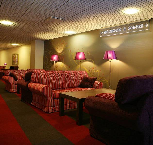 Inspiration Grande Reference hotel office origami dalles salon lumiere tamisee