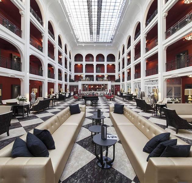 Inspiration Grande Reference hotel dalles bolero personnalisation le zone de repos