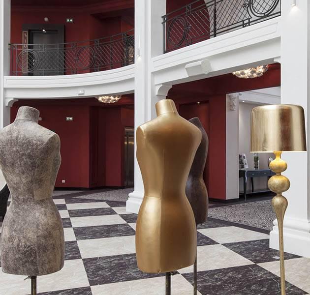 Inspiration Grande Reference hotel dalles bolero personnalisation le mannequins