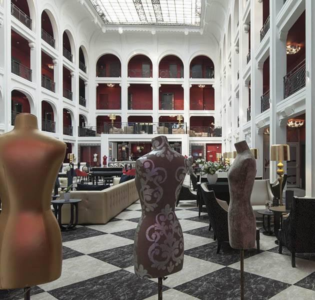 Inspiration Grande Reference hotel dalles bolero personnalisation le mannequins zone de repos