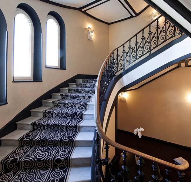 Inspiration Grande Reference hotel dalles bolero personnalisation le escaliers
