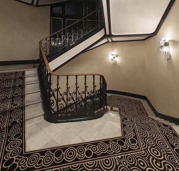 Inspiration Grande Reference hotel dalles bolero personnalisation le palier escaliers
