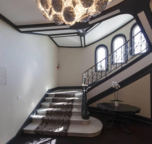 Inspiration Grande Reference hotel dalles bolero personnalisation le bas escaliers