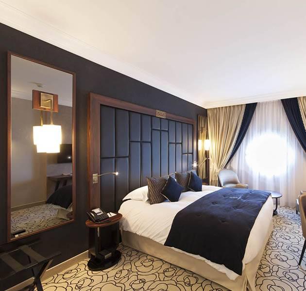 Inspiration Grande Reference hotel dalles bolero personnalisation le chambre fleurie