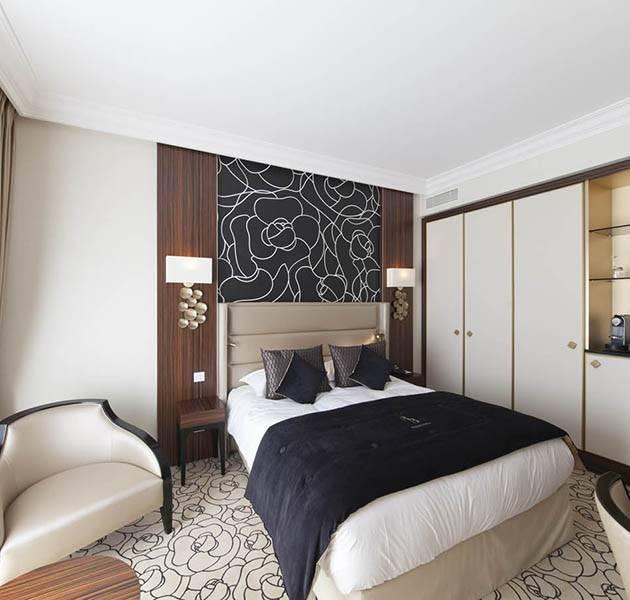 Inspiration Grande Reference hotel dalles bolero personnalisation le chambre marron seigle