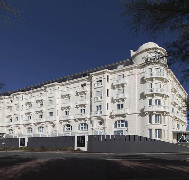 Inspiration Grande Reference hotel dalles bolero personnalisation le facade hotel regina