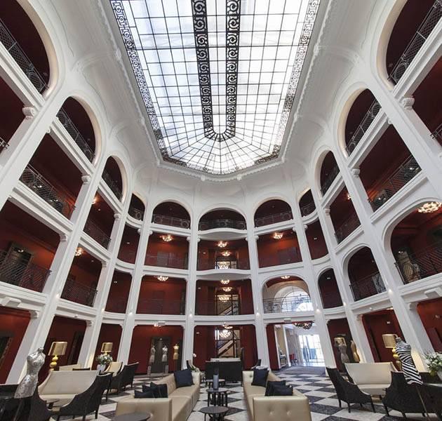 Inspiration Grande Reference hotel dalles bolero personnalisation le verriere