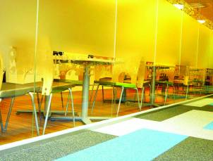 Inspiration Grande Reference office dalles season summer winter infini design ombra