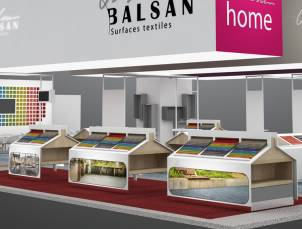 Stand domotex 2017