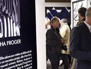 Parisian Showroom opening night