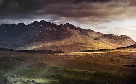 Inspiration sky earth decor mountains
