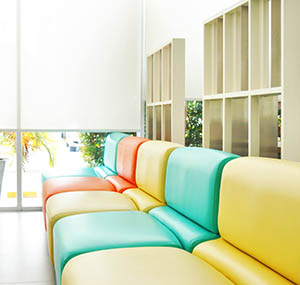 Inspiration colours decor sofas