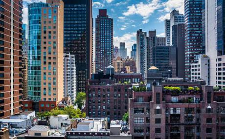 Inspiration urbain deco panorama urbain immeubles