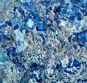 Inspiration decor ocean opal blue