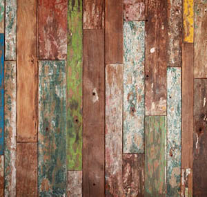 Inspiration patina decor odd blades